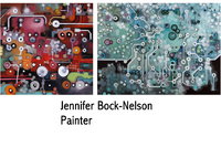 Jennifer Bock-Nelson Painter