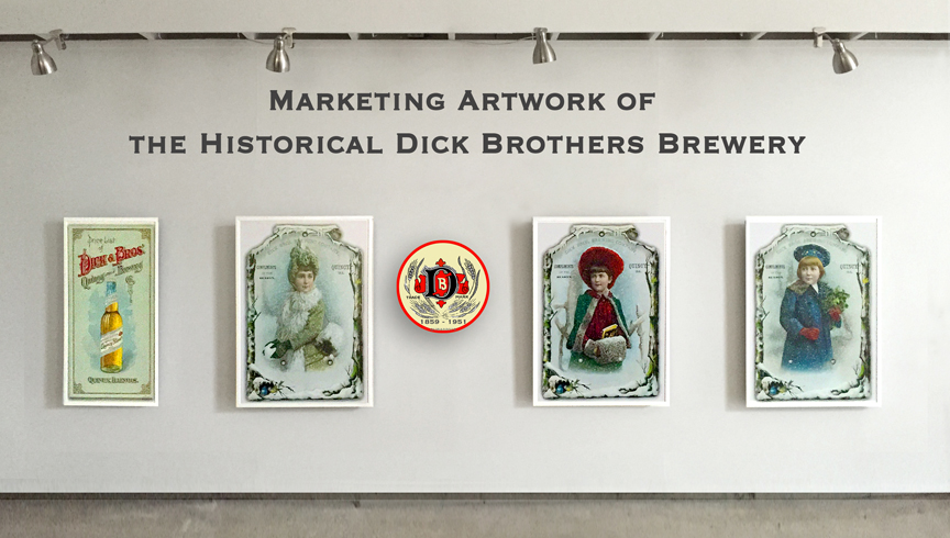 GALLERY SOLARO sells Fine Art in the Dick Brothers Brewery building in Quincy, Illinois